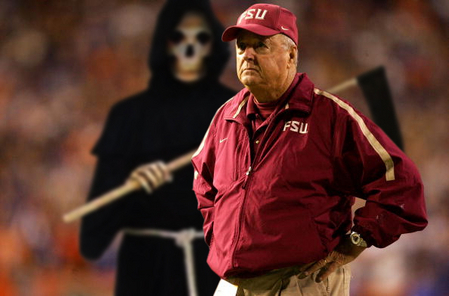 Bobby Bowden Grim Reaper