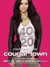 Courtney Cox Cougartown