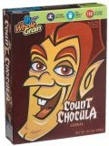Count Chocula cereal box