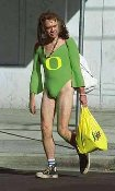 Oregon fan unitard