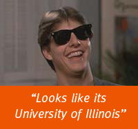 Looks like University of Illinois